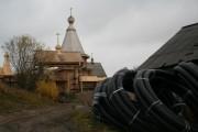 Murmansk region, item of Pechenga. Trifonov Pechengsky monastery. July, 2004.