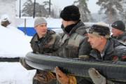 Kemerovo. On December 17, 2010.